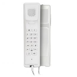 2N® IP Handset, vnitřní audio jednotka, nástěnná, PoE, 10/100BaseT, RJ-45, barva bílá