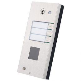 2N® IP Vario, dveřní interkom, 3 tl., kamera