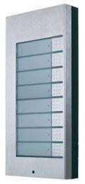 2N® Vario, rozšiřující modul 8 tlačítek (Analog/IP)