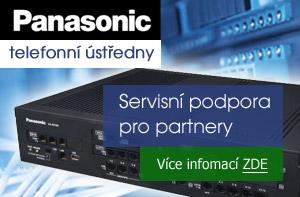 Panasonic - servisní podpora