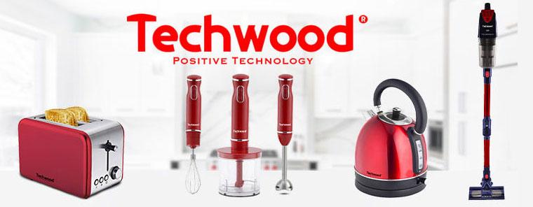 Techwood - spotřební elektronika